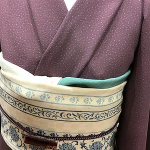 二葉苑の着物 2021年 コーディネイトのサムネイル