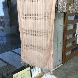 3/20.21.27開催!桜の枝でスカーフを染めよう