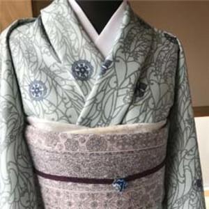 新春初売りセット 110,000円(着尺・帯・帯揚げセット)②